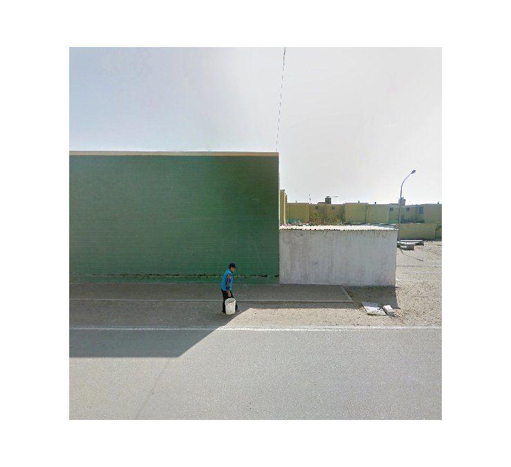 Google-Kunst 1: Eine Fotografin ohne Kamera
