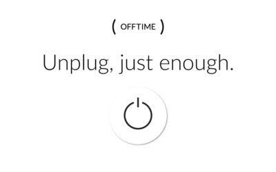 Schmeiß Dein Smartphone weg – oder installiere diese App