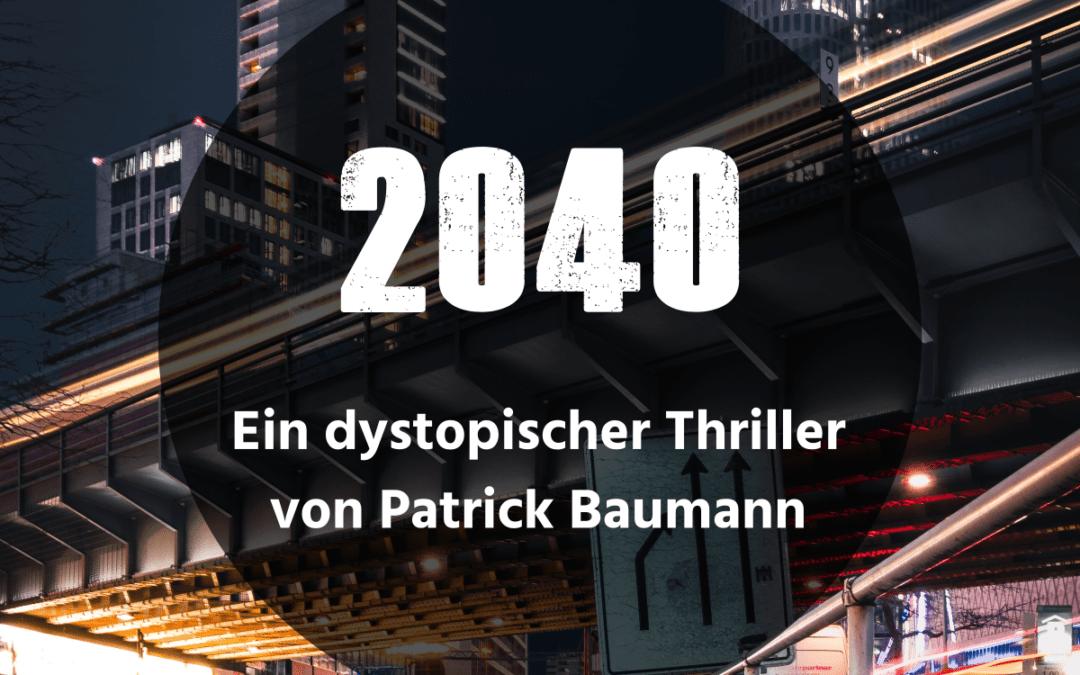 Es wird düster: Berlin im Jahr 2040